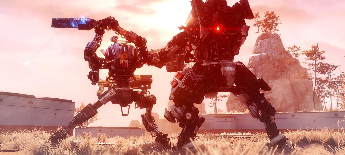 Финансовый директор EA намекнул на продолжение Titanfall