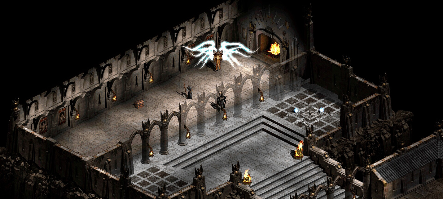Этот мод Diablo 2 будет развивать RPG вместо Blizzard  новый контент, данжены и карты