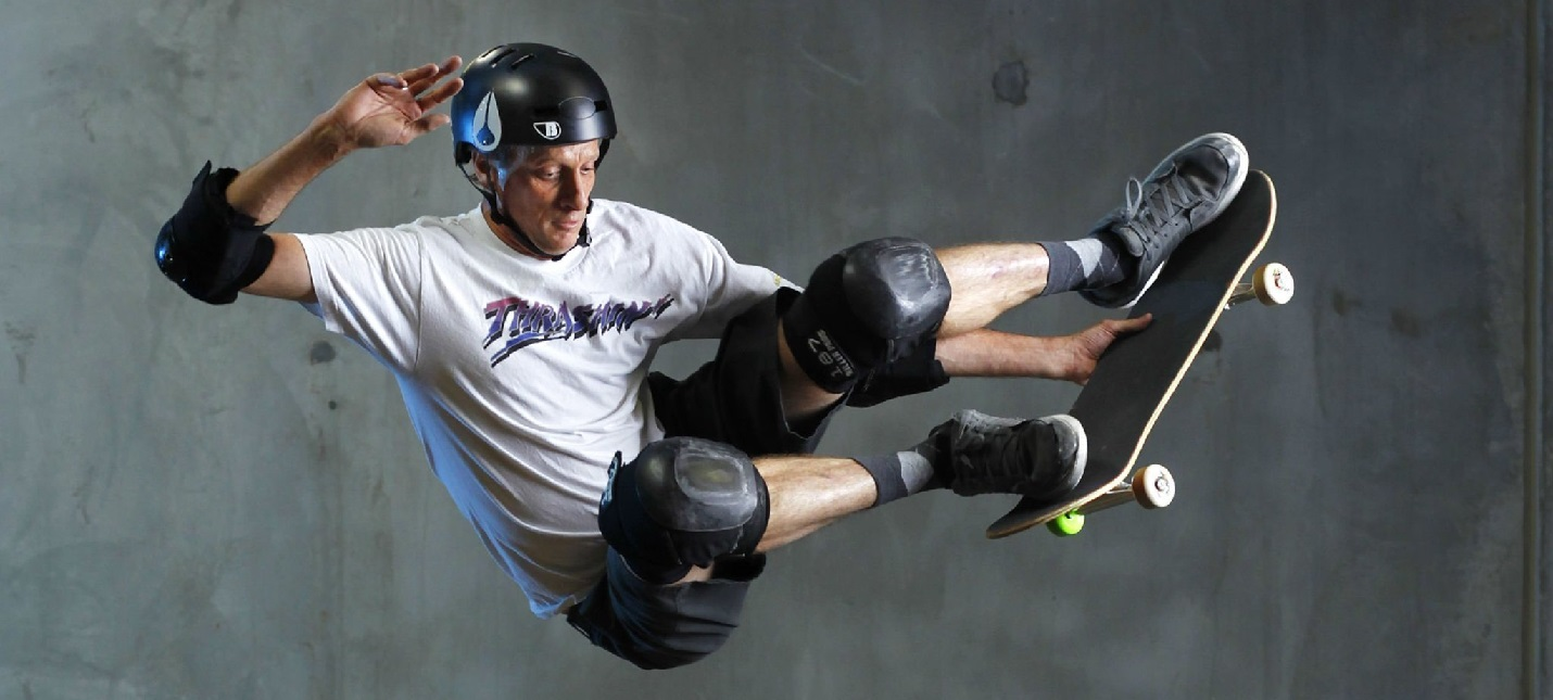 Возрождение скейтбординга в трейлере документального фильма про игры серии Tony Hawks Pro Skater