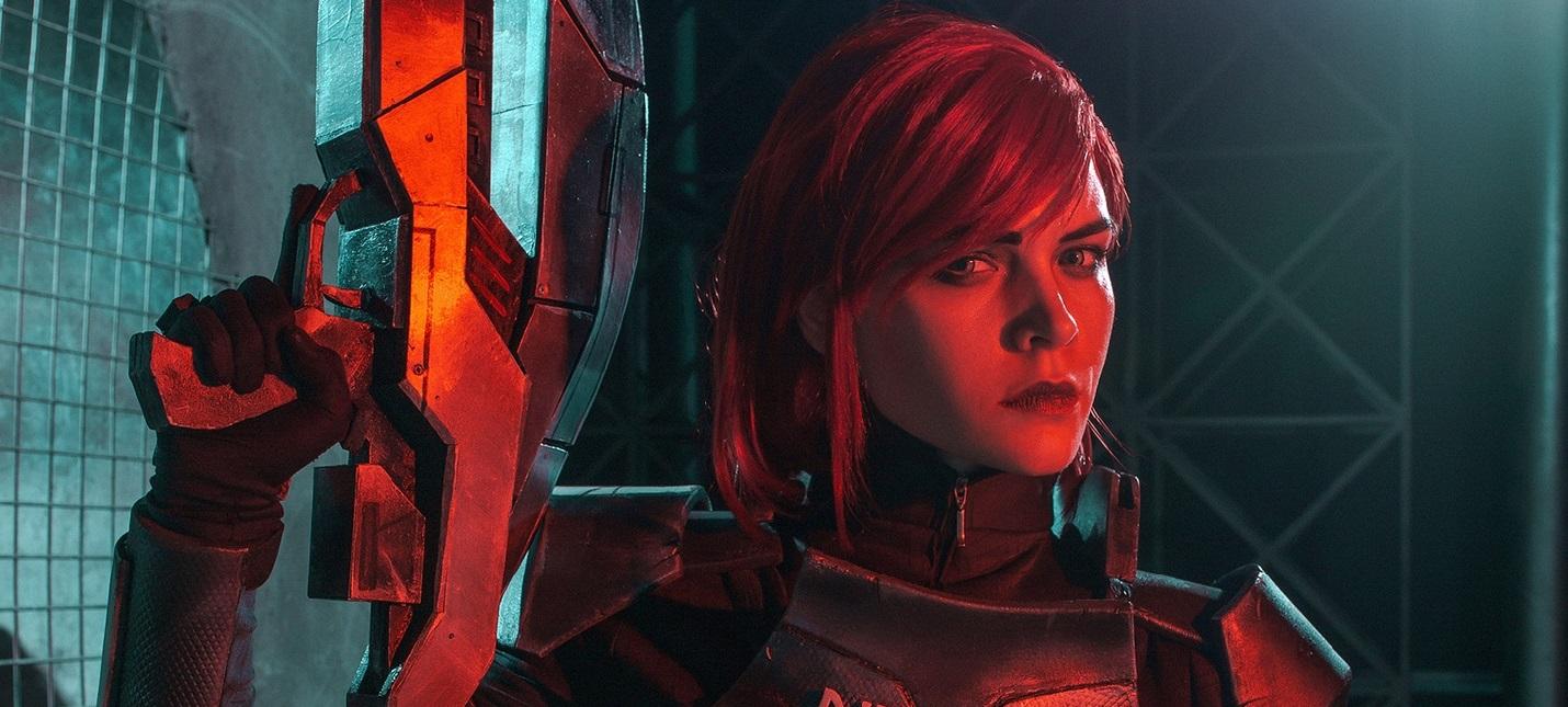 Пятничный косплей Mass Effect, Cool World, Женщина-Халк и Final Fantasy VII