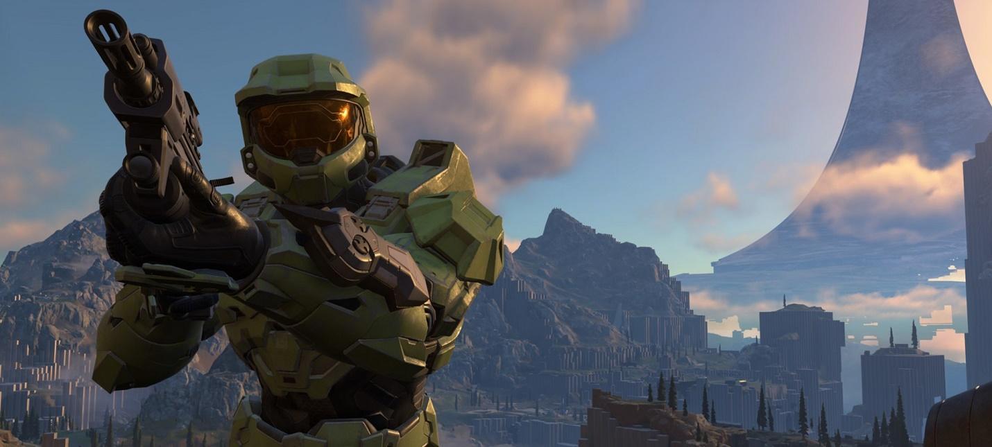 У нас много работы  343 Industries признала проблемы с графикой Halo Infinite