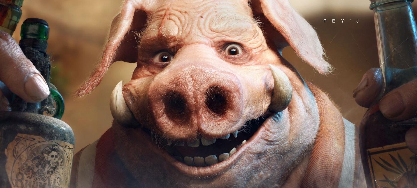 """Режиссер """"Детектива Пикачу"""" снимет фильм по Beyond Good & Evil для Netflix"""