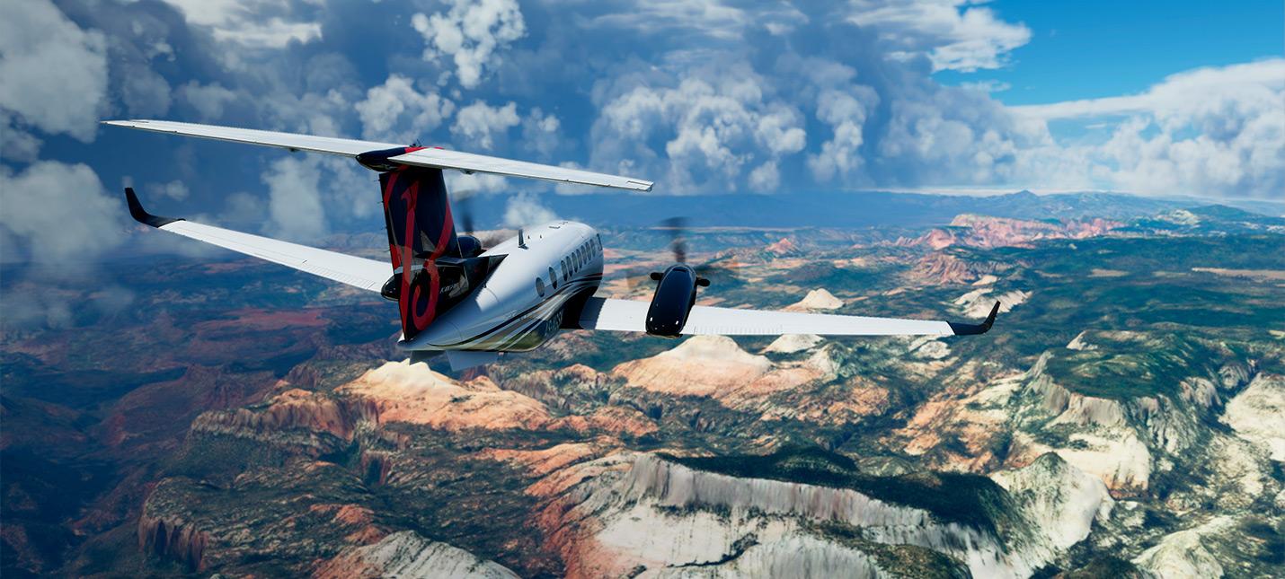 Microsoft Flight Simulator еще не вышел, но уже в топе продаж