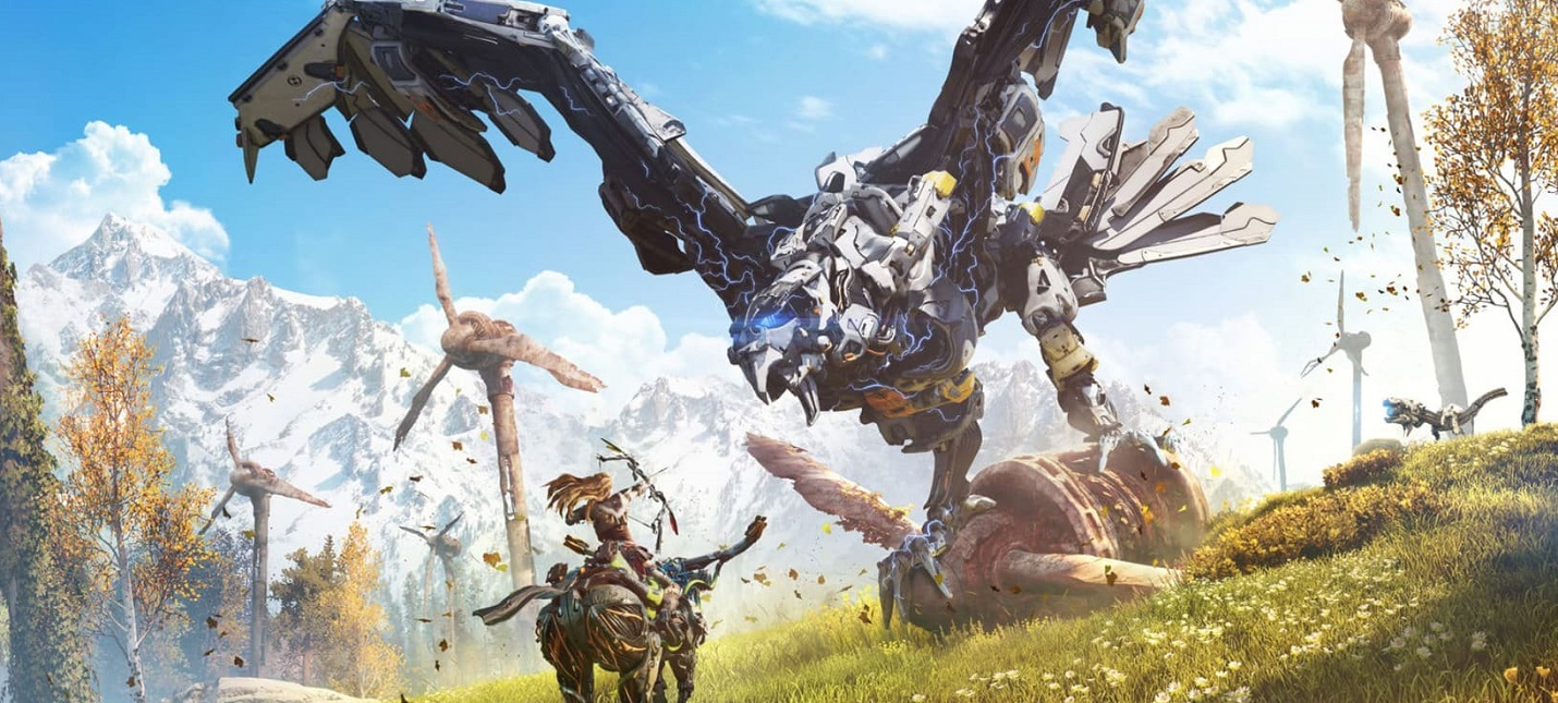 Гайд Horizon Zero Dawn для PC  как пройти испытания охотничьих угодий