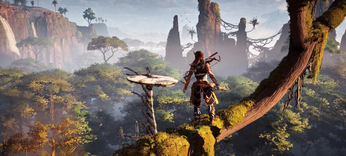 Гайд Horizon Zero Dawn для PC  чем заняться в игре