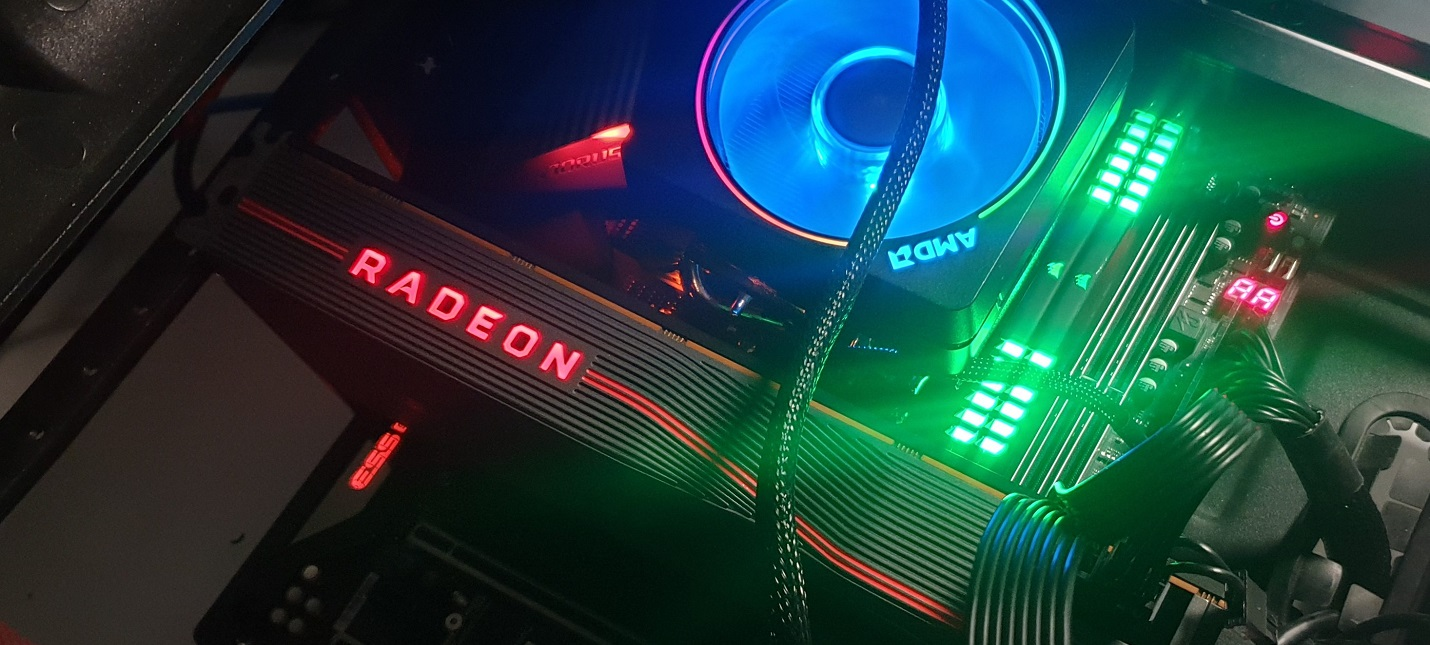 СМИ Флагман AMD Big Navi будет на 15 производительнее RTX 2080Ti