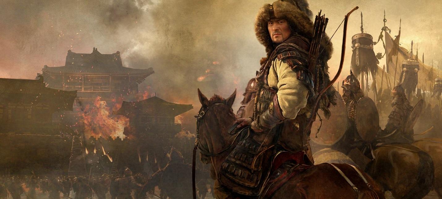 Прохождение одной из миссий кампании в новом геймплее Stronghold: Warlords