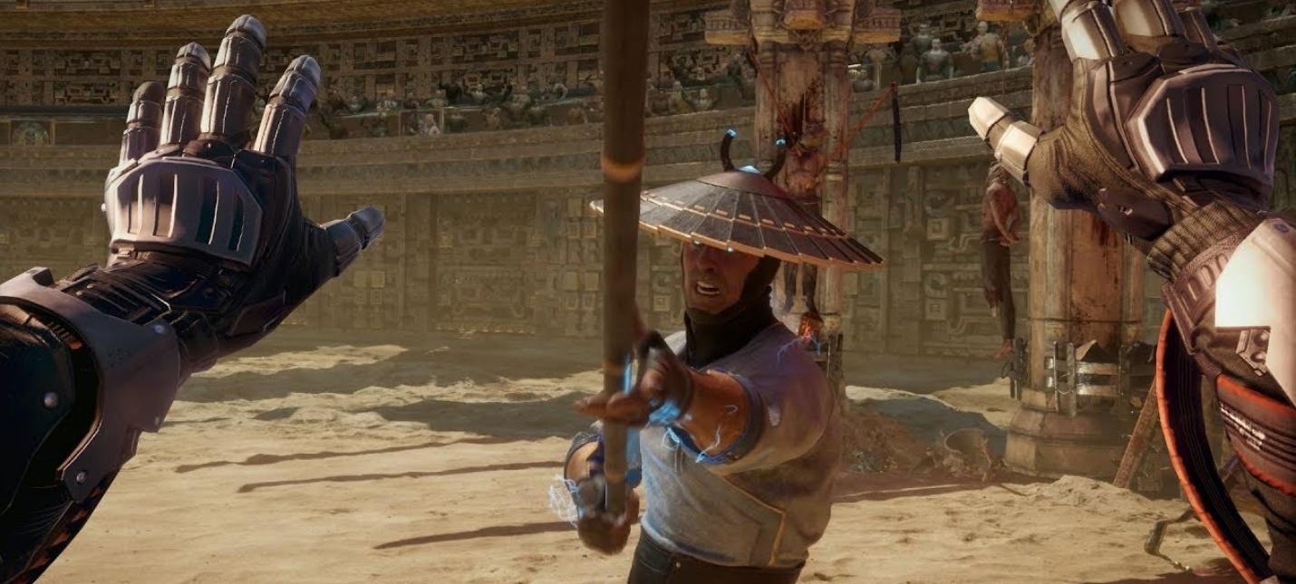 Моддеры сделал из Mortal Kombat X файтинг с видом от первого и третьего лица