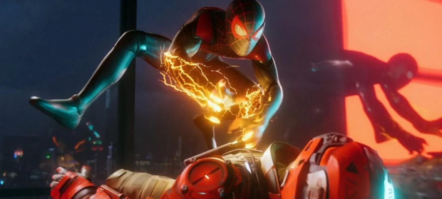 Официально Человек-Паук в Marvels Avengers будет эксклюзивом PlayStation