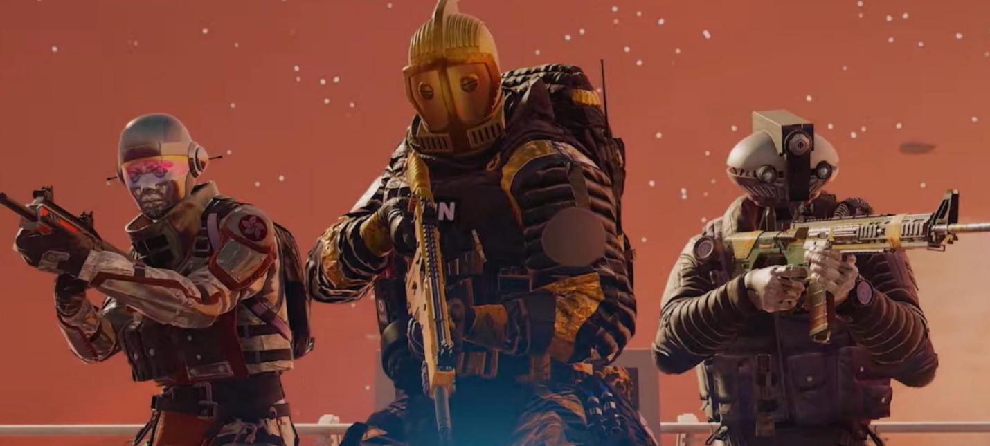 В Rainbow Six Siege стартует футуристическое событие M.U.T.E. Protocol