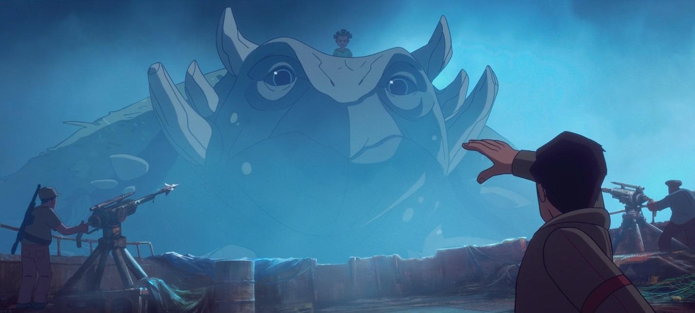 Спасение дикой природы в первом трейлере мультсериала Isaura