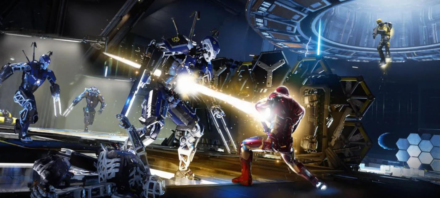 Marvel's Avengers на PlayStation получит еще больше эксклюзивного контента