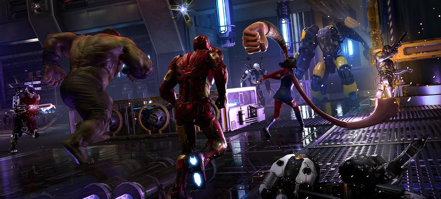 Владельцы Xbox недовольны эксклюзивностью контента Marvels Avengers на PlayStation