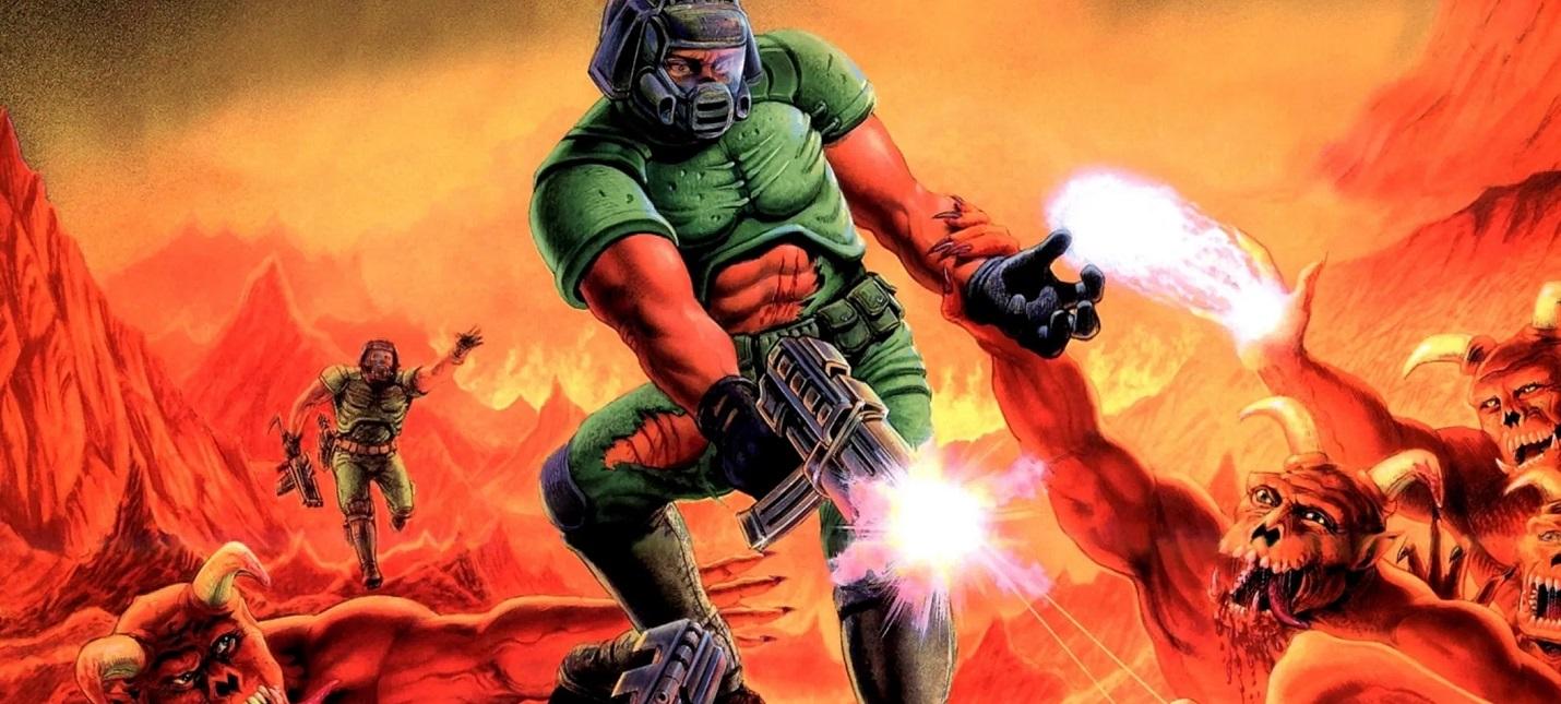 Национальный музей видеоигр воссоздали в Doom
