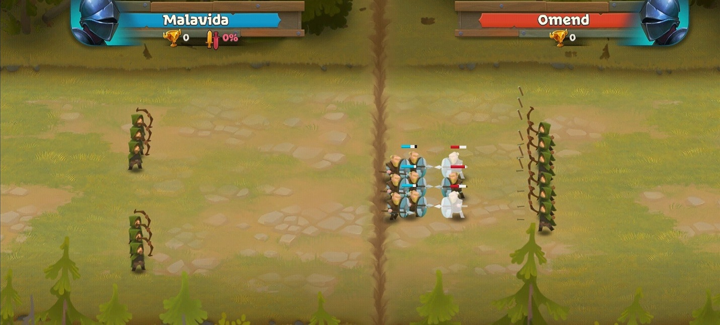 Battle Legion стала первой мобильной игрой с защитой Denuvo