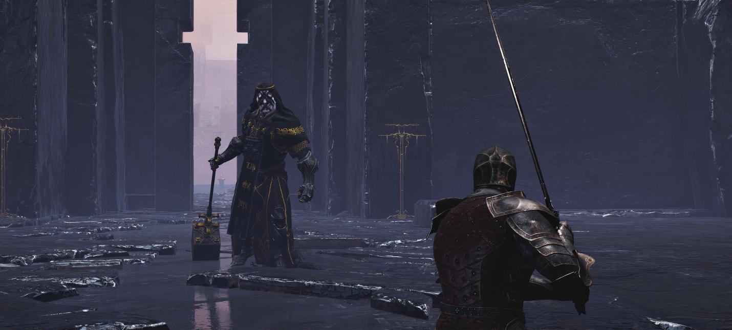 Экшен-RPG Mortal Shell выйдет 18 августа