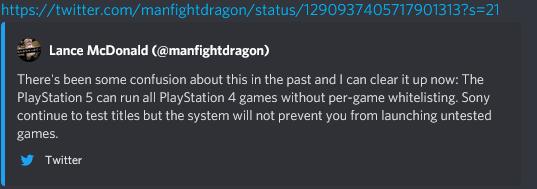 Слух: PS5 будет запускать все игры PS4