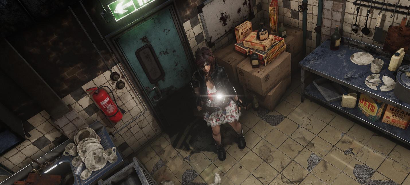 Классический сурвайвал-хоррор Tormented Souls выйдет в 2021 году