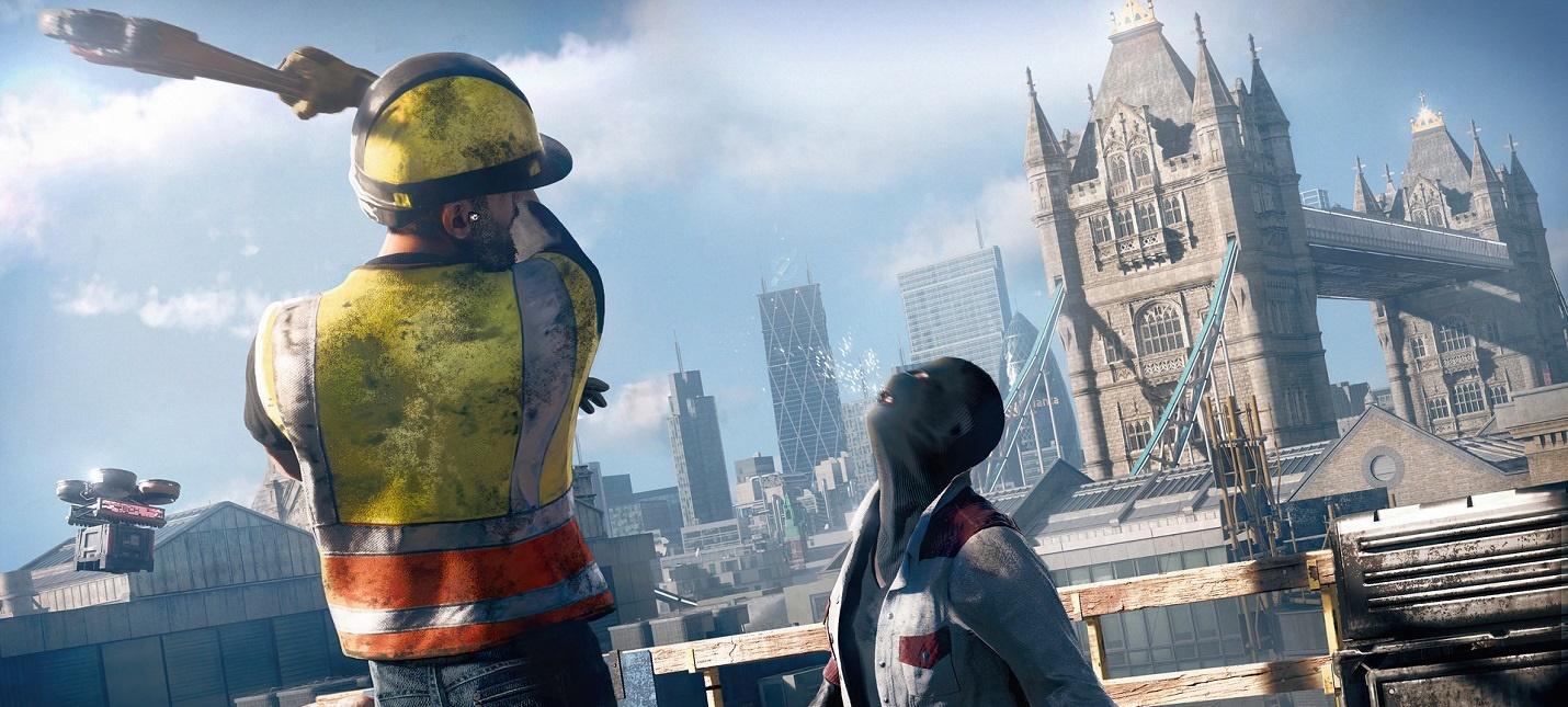Миссия Whistleblower в новом геймплее Watch Dogs: Legion