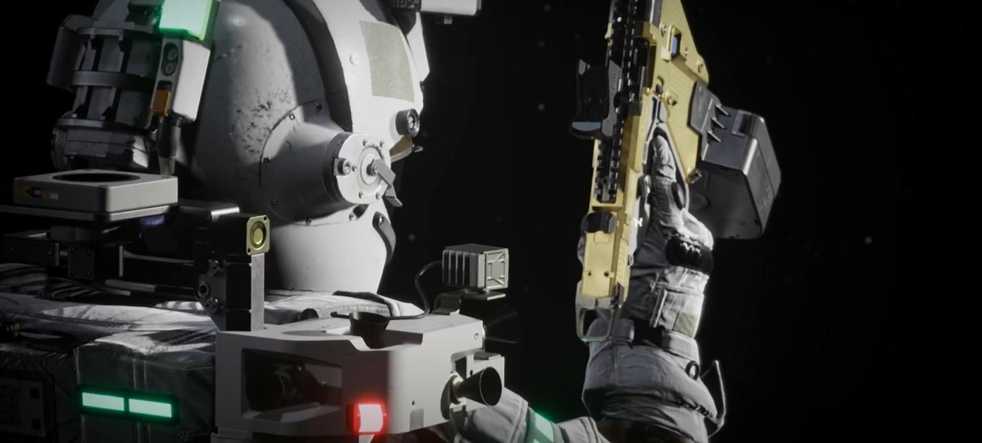 Системные требования космического мультиплеерного шутера Boundary