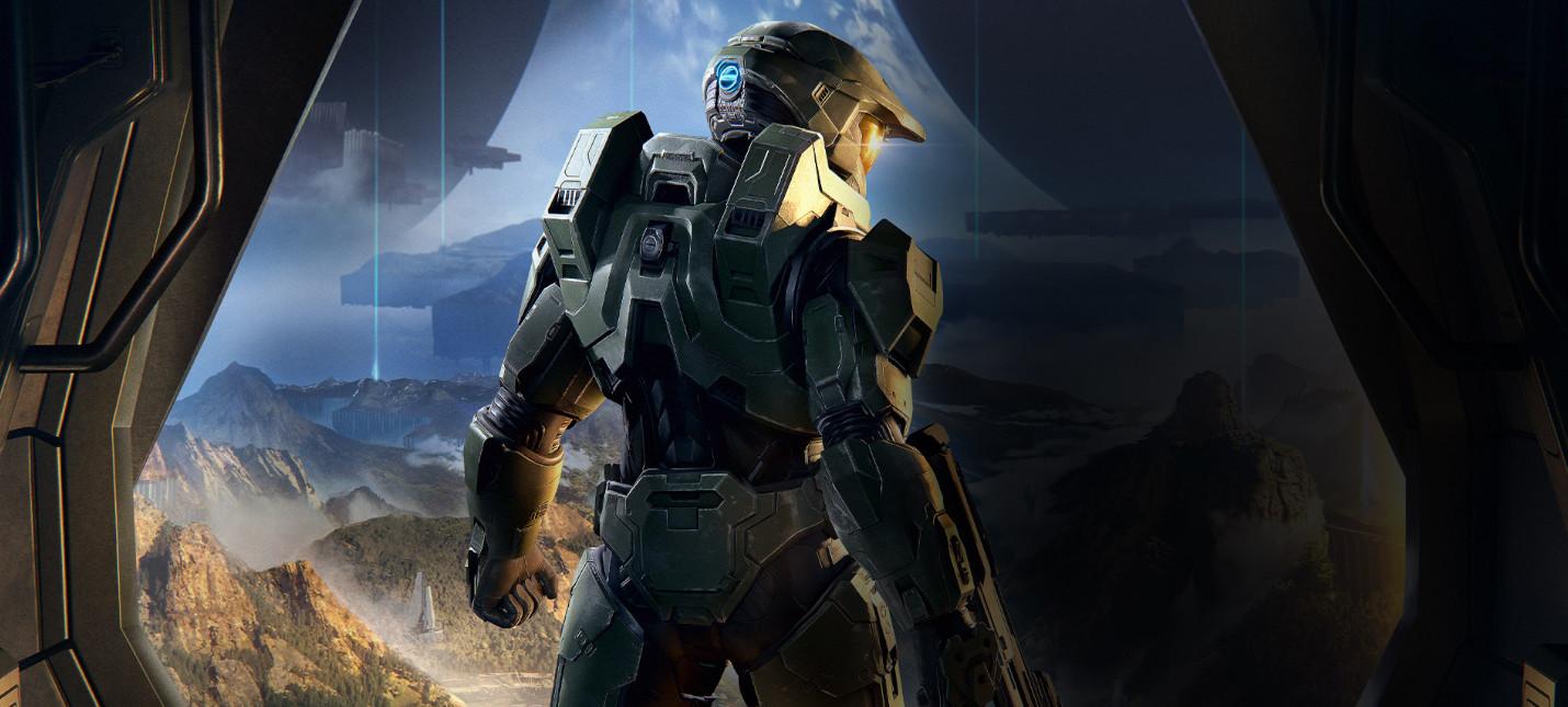 Sperasoft помогает с разработкой Halo Infinite