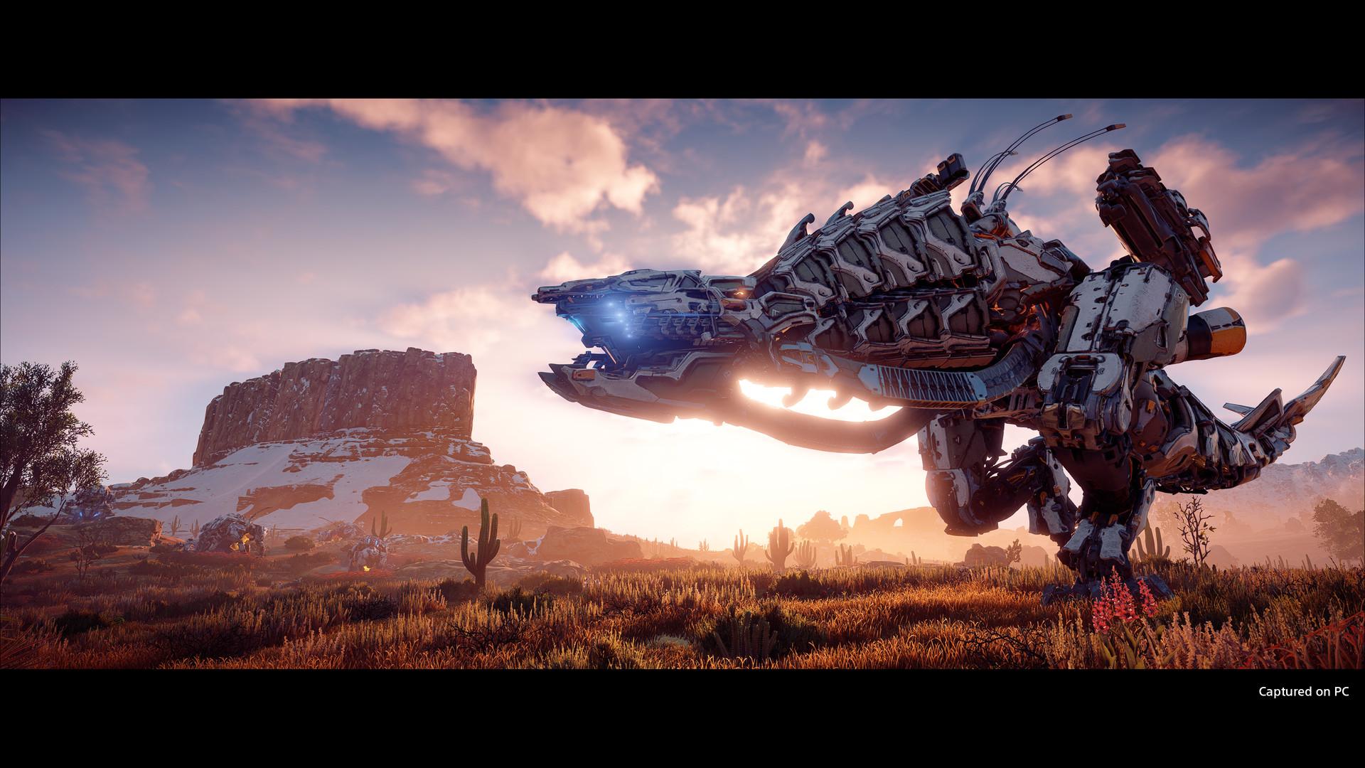 Проблемы Horizon Zero Dawn на PC — анимации в 30 fps и лаги на слабых сборках