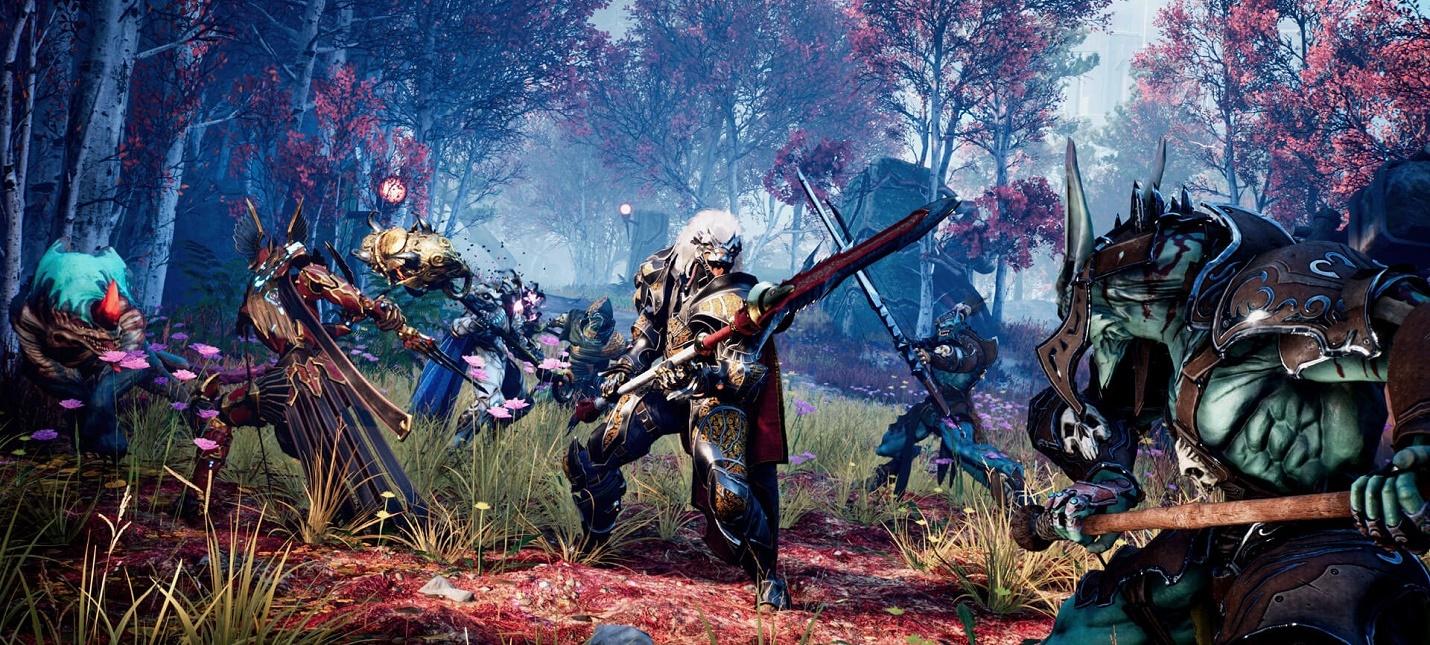 Боевая система в свежем геймплее Godfall  в игре не будет микротранзакций