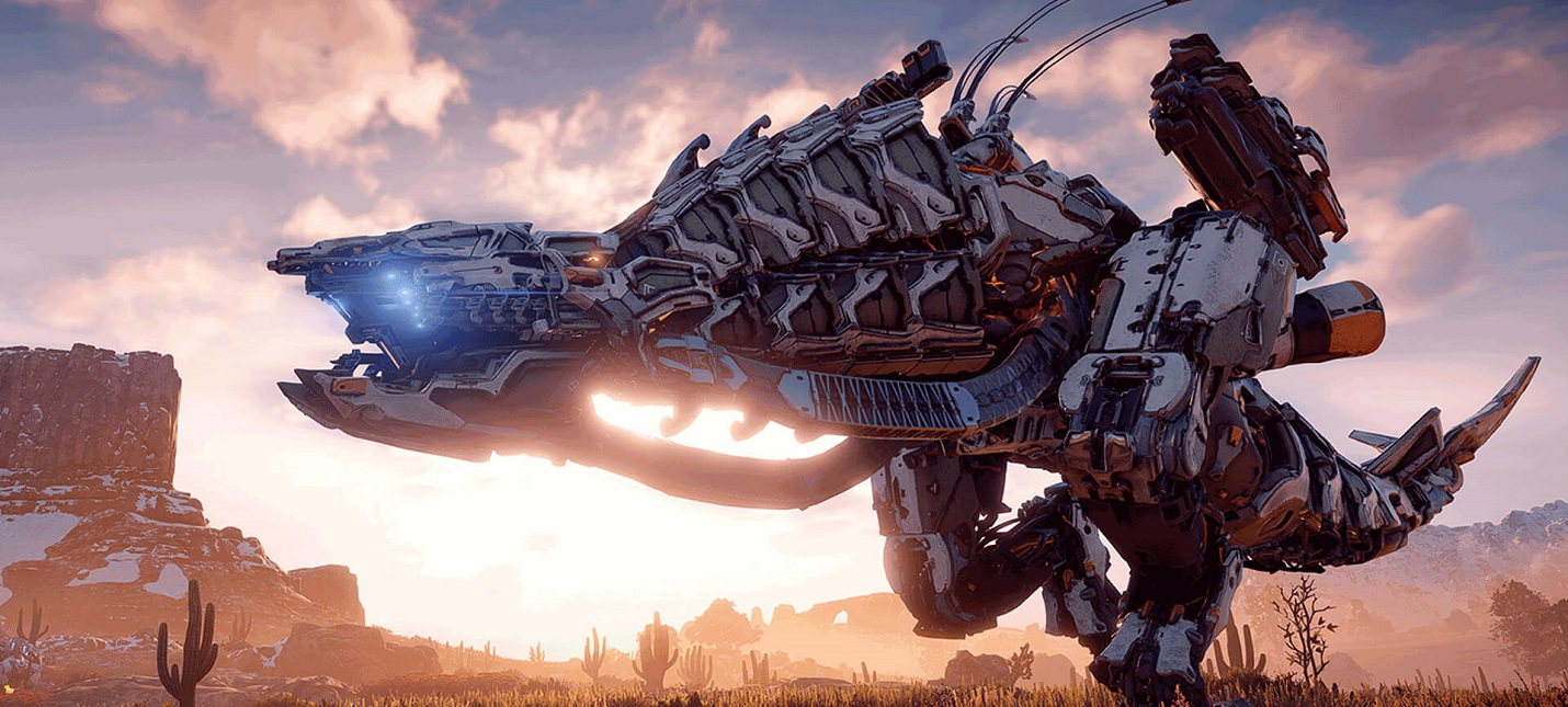 Отчет Digital Foundry о PC-версии Horizon Zero Dawn  У игры много проблем