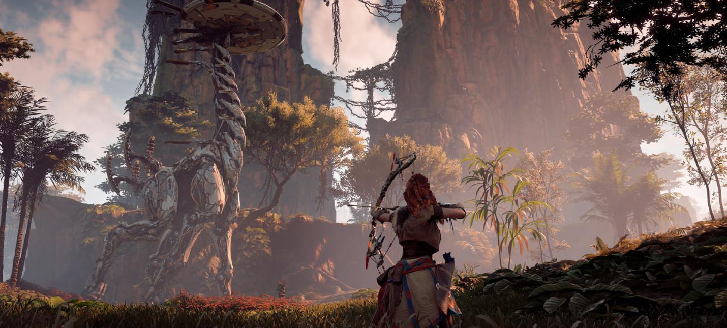 Релизный трейлер PC-версии Horizon Zero Dawn, игра уже доступна