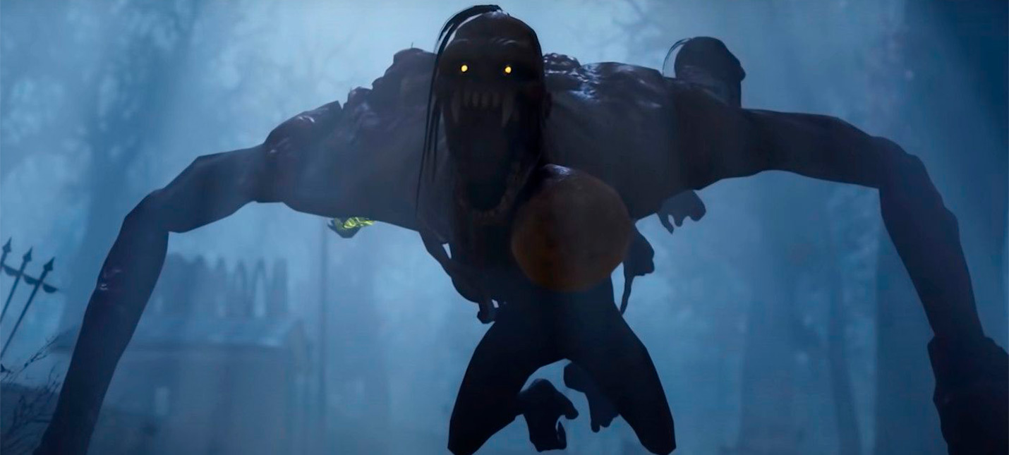 Новый босс Fallout 76 настолько жуткий, что вызывает у персонажей панический страх