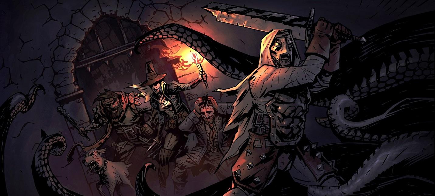 Новые подробности настольной Darkest Dungeon