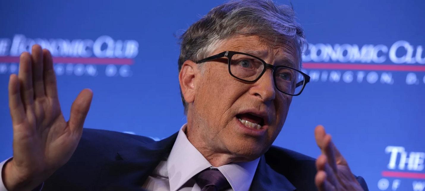 Билл Гейтс Изменения климата будут хуже пандемии коронавируса