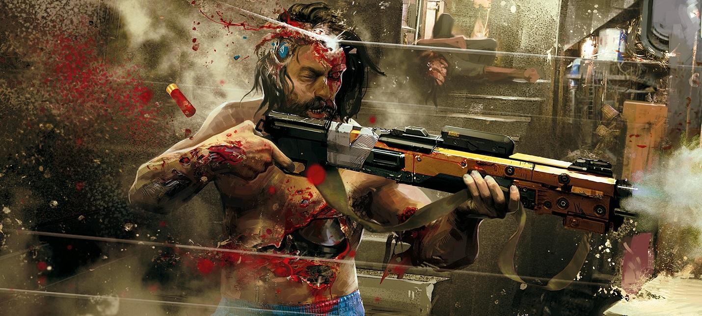 В Cyberpunk 2077 стрельбу можно прокачать до уровня аймбота