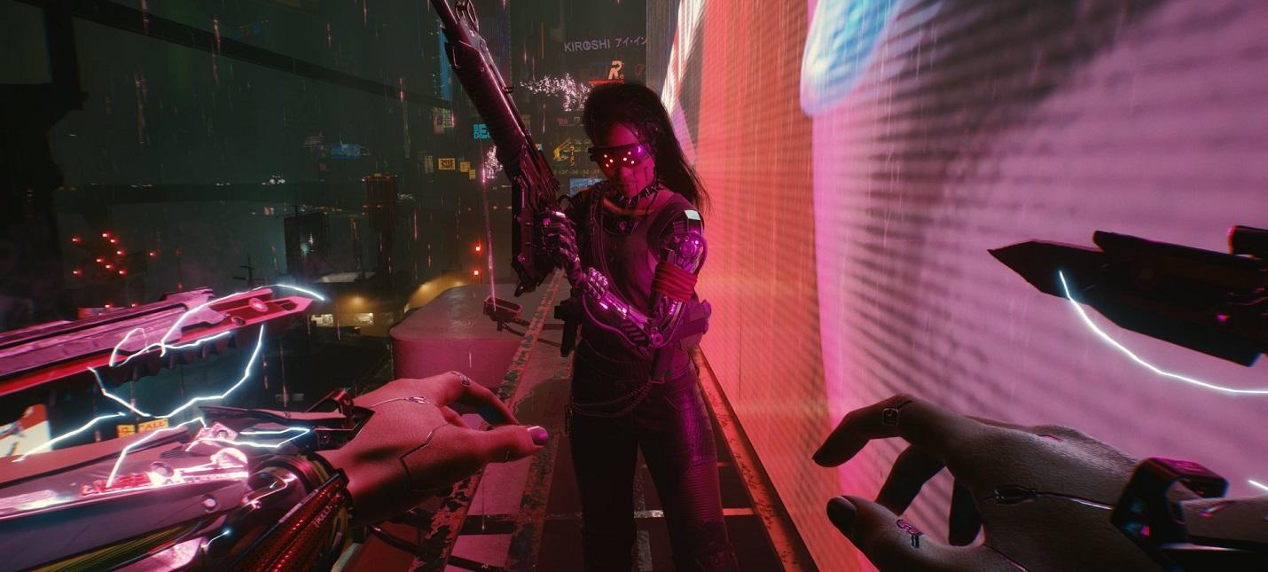 Прямая трансляция второго выпуска Night City Wire по Cyberpunk 2077
