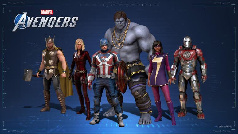 Intel, Verizon и жвачка Five — у Marvel's Avengers солидный список партнеров по эксклюзивному контенту