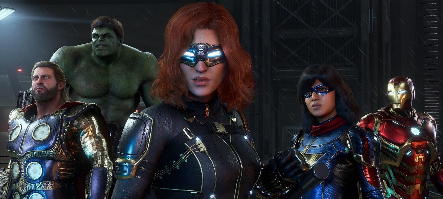 Intel, Verizon и жвачка Five  у Marvels Avengers солидный список партнеров по эксклюзивному контенту