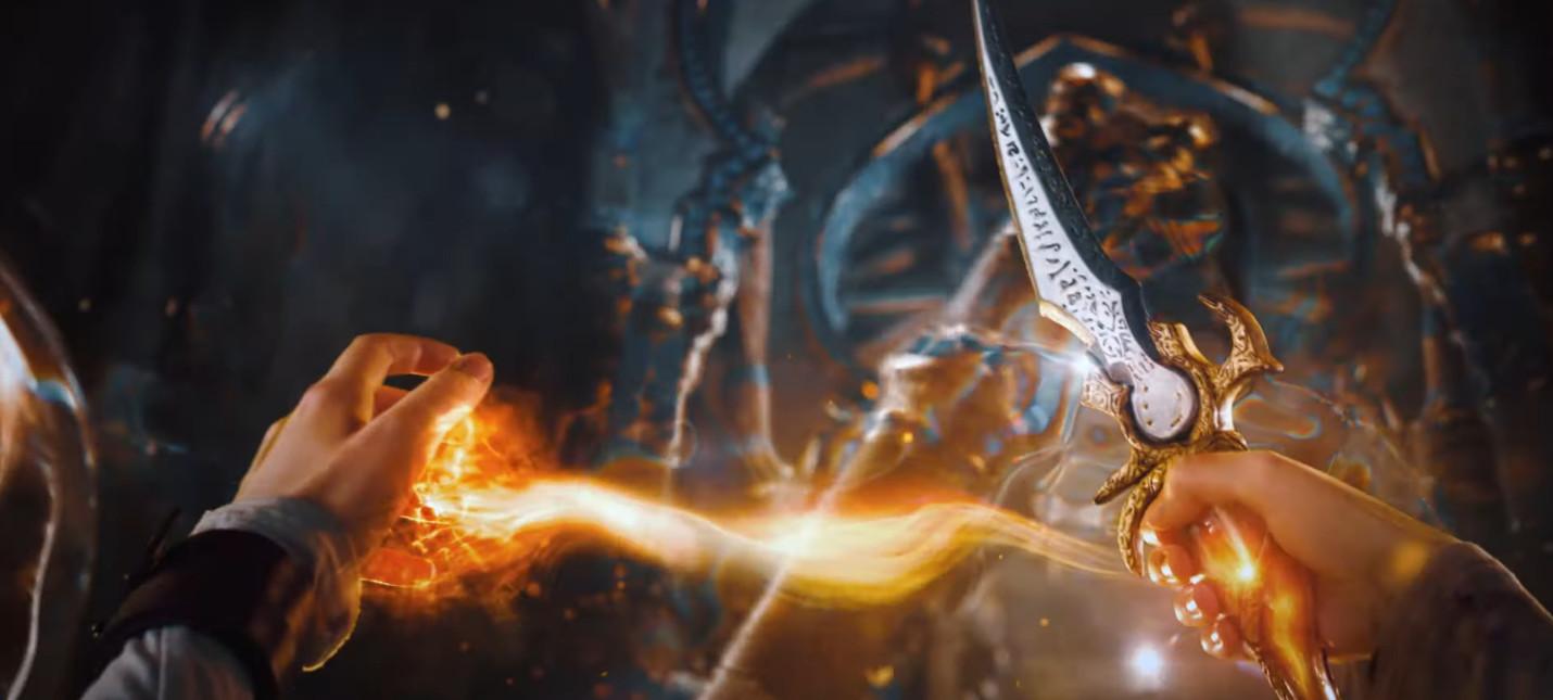 Кинематографический трейлер Prince of Persia: The Dagger of Time