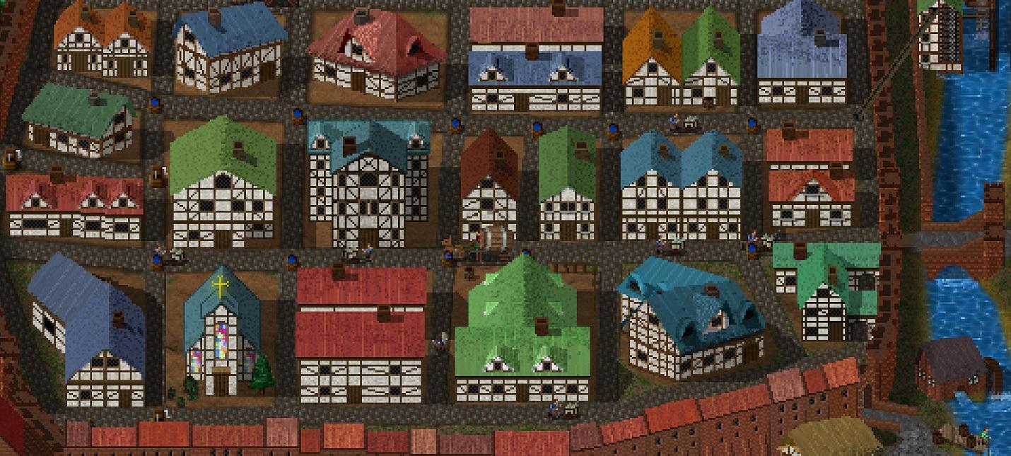 Waterworks!  бесплатная карточная браузерная стратегия про средневековый город
