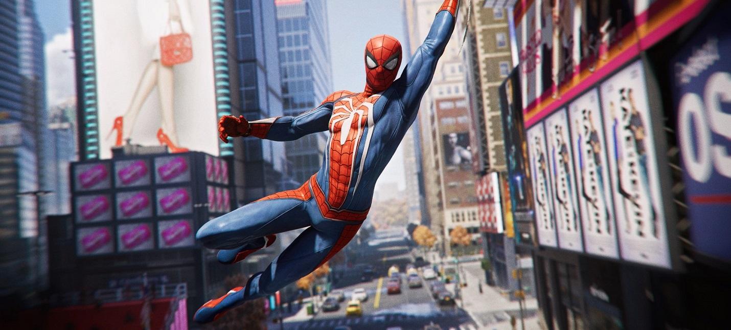 История Человека-паука в Marvels Avengers будет вплетена в общий сюжет