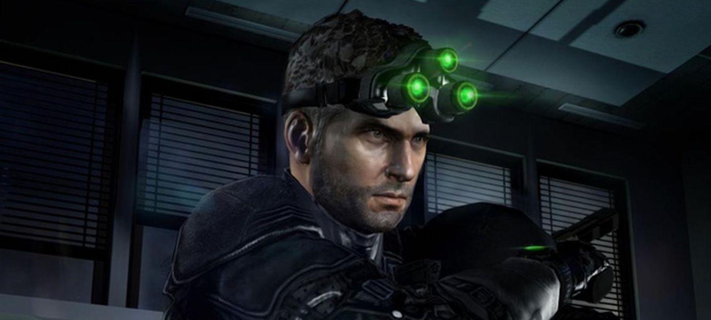 Сэм Фишер будет следующим оперативником Rainbow Six Siege
