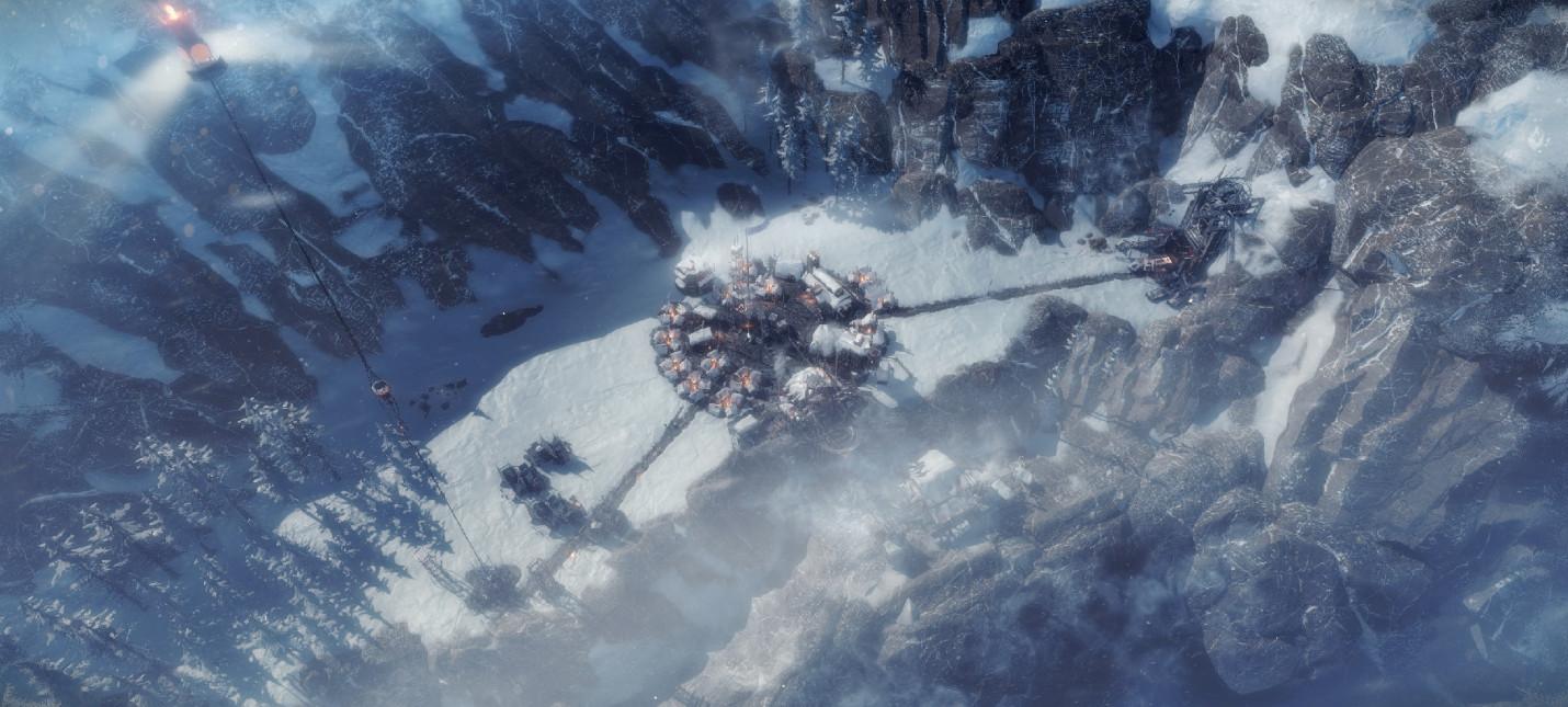 Первый геймплей дополнения On The Edge для Frostpunk