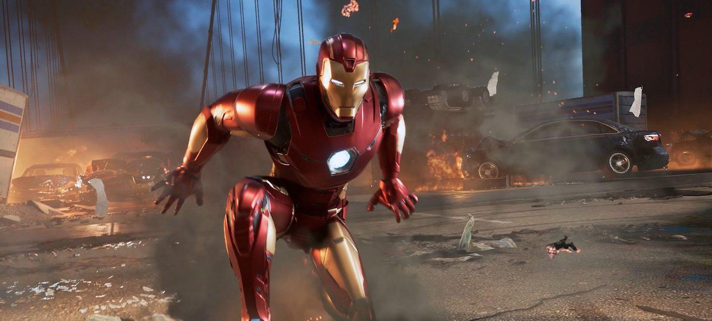 В Marvel's Avengers будут плавающие 60 FPS в форсированном режиме на PS4 Pro