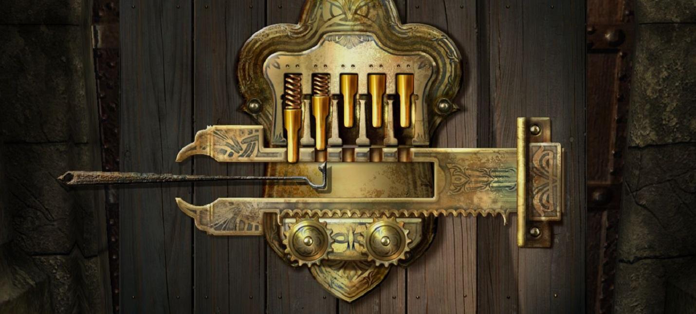 Энтузиаст создал музей механик взлома замков из видеоигр