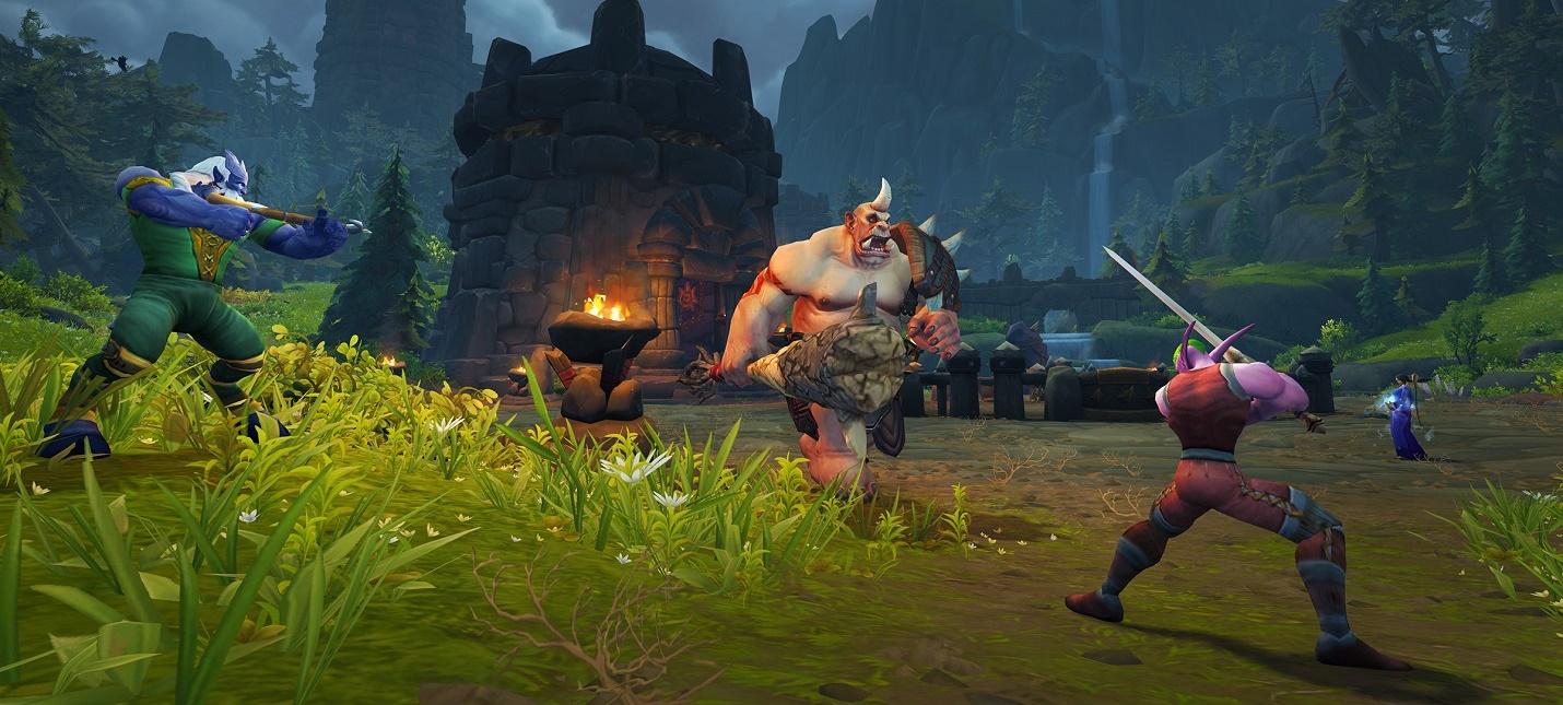 На публичном тестовом сервере доступен пре-патч World of Warcraft: Shadowlands