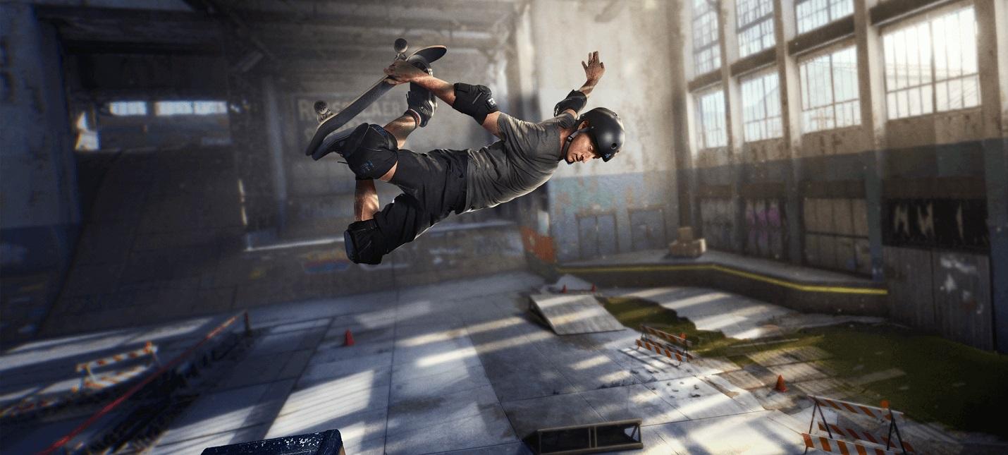 Activision поделилась подробностями демоверсии Tony Hawks Pro Skater 12  игра станет доступна в пятницу