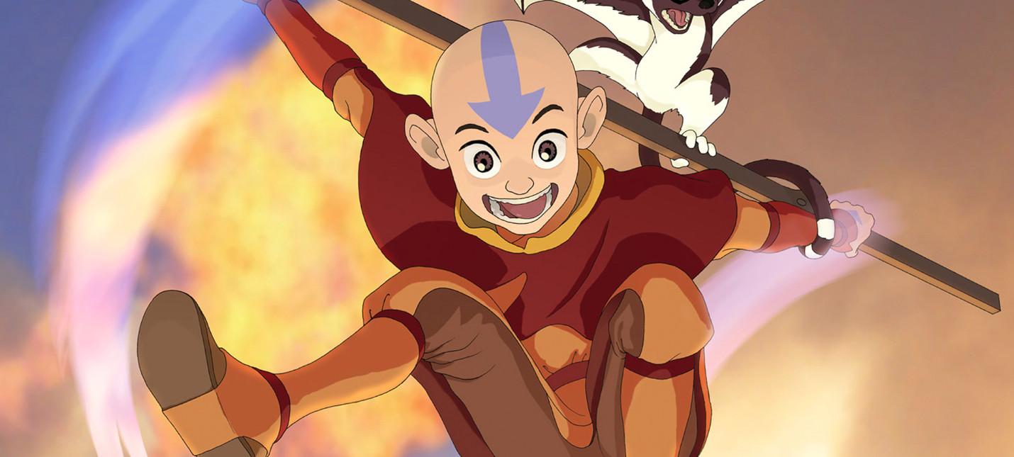 Создатели Аватар Легенда об Аанге больше не участвуют в лайв-экшен адаптации от Netflix