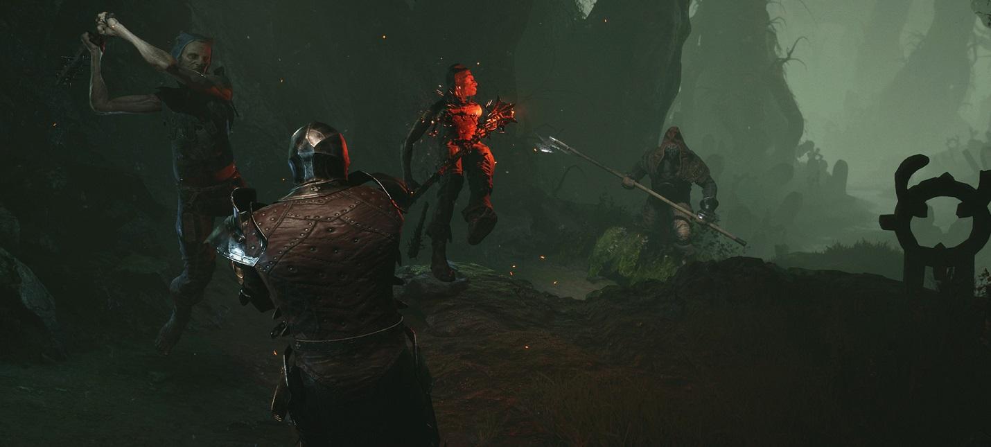 Mortal Shell нельзя предзаказать на PS4 и Xbox One