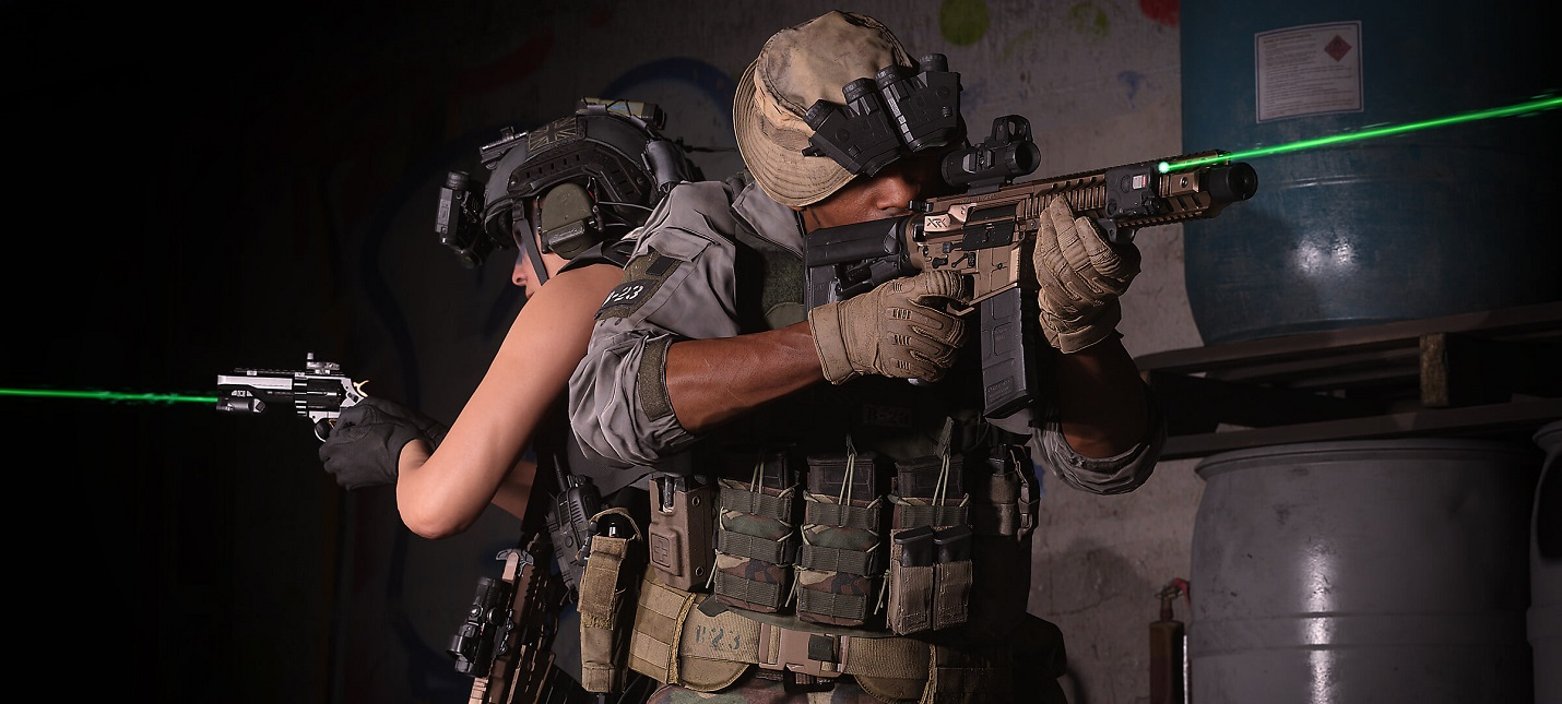 Activision показала еще один тизер новой Call of Duty