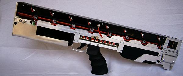 винтовка Гаусса - Shazoo