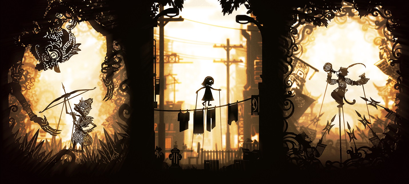 Загадки со светом и уникальный визуальный стиль в трейлере адвенчуры Projection First Light